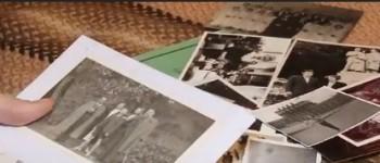 Kadrs no topošās dokumentālas filmas par 100gadniekiem